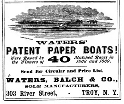 Waters Balch Paper Boats Gazetteer 1870