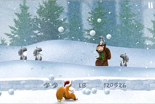 snow brawlin screenshot