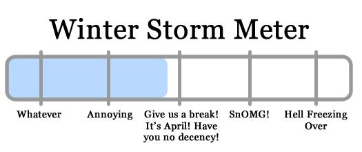 snowy apocalypse meter 2011-03-30