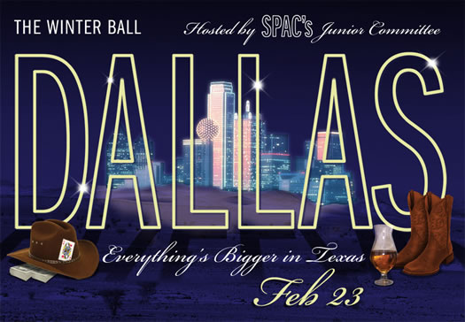 spac winter ball 2013 dallas