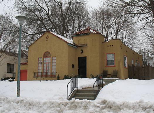 spanish-style house
