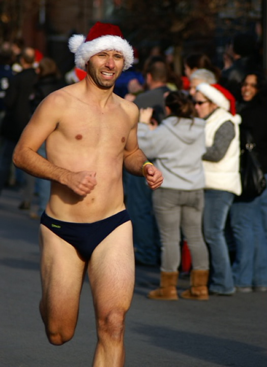 speedo sprint 2010 first finisher