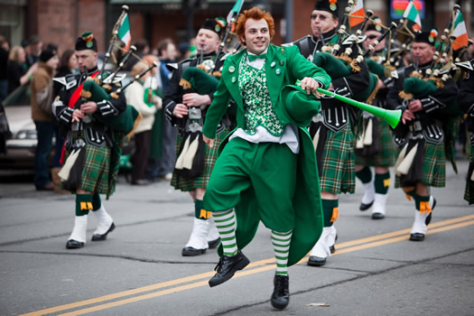 St. Patrick's Day parade photos | All Over Albany