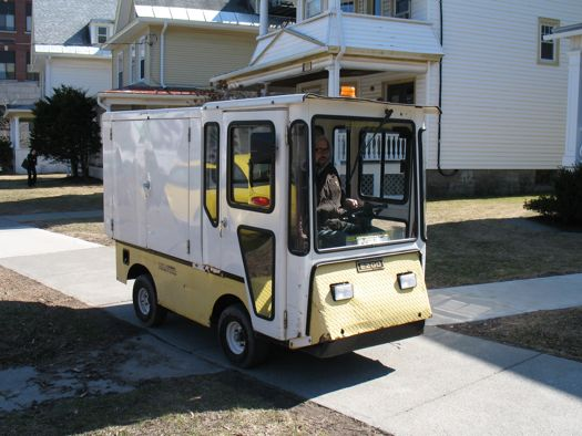st rose mini truck