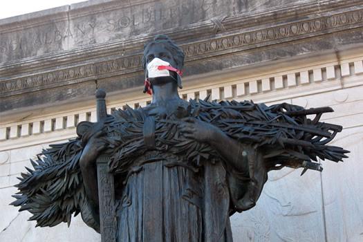 statue flu