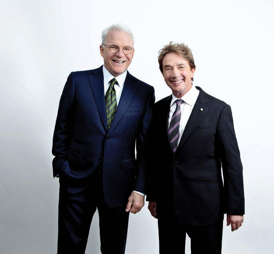 steve martin and martin short photo by anna webber
