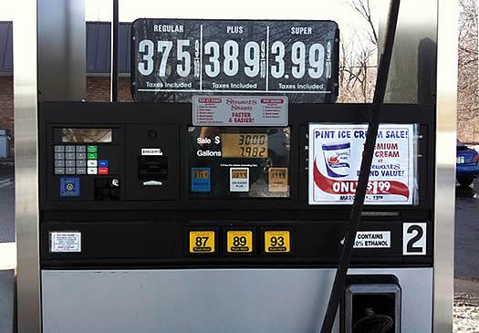 stewarts gas pump 2011-03-08
