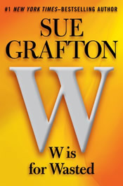 sue grafton w cover