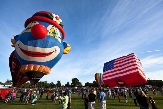 sunkiss balloon festival sebastien