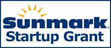 sunmark startup grant badge