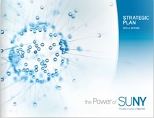 suny strategic plan branding