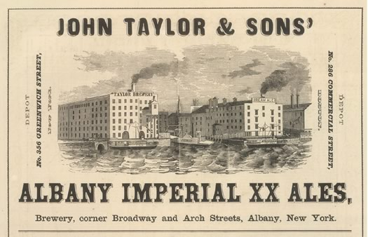 taylor and sons albany ale