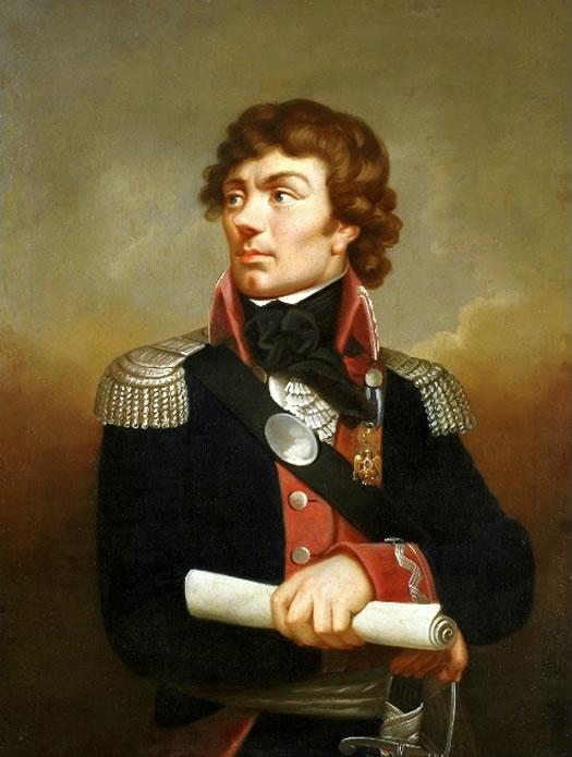 thaddeus kosciuszko portrait