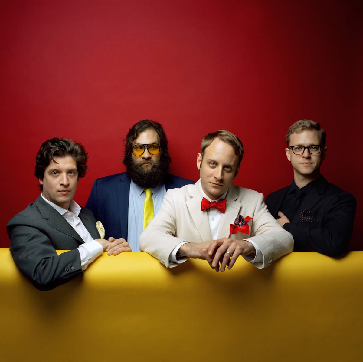 the band Deer Tick 2018