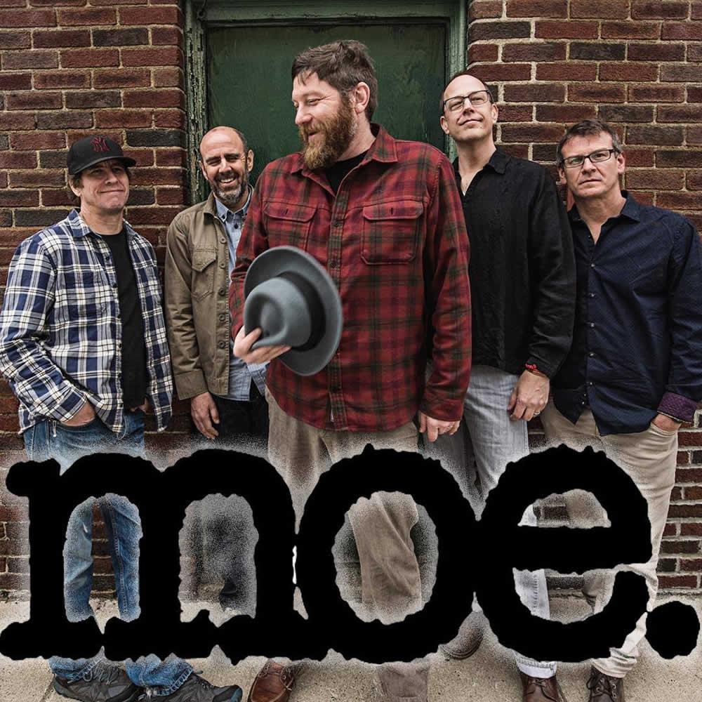 the band Moe 2017