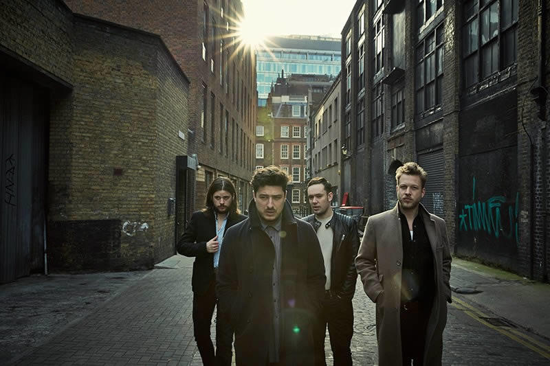 the band Mumford and Sons