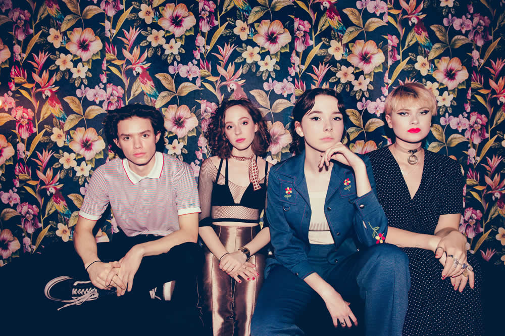 the band The Regrettes