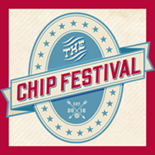 the chip festival logo