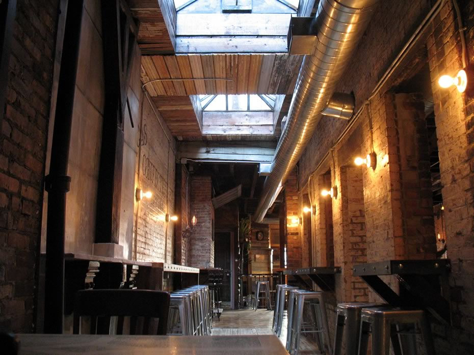 the confectionery skylights