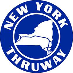 thruway vintage logo