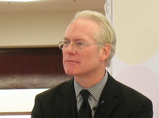 Tim Gunn at Macy's