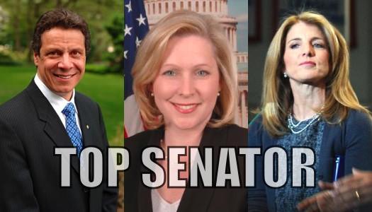 Top Senator composite