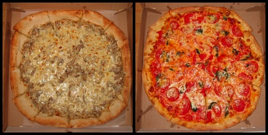 tournament of pizza final round
