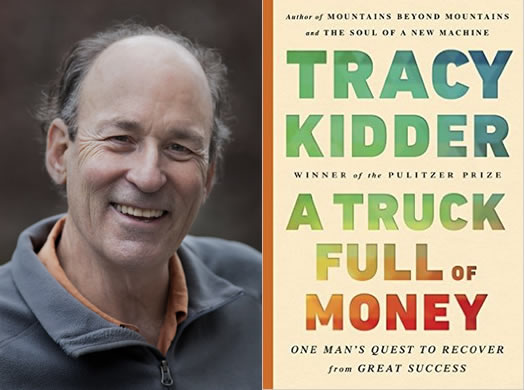 tracy kidder truck full of money