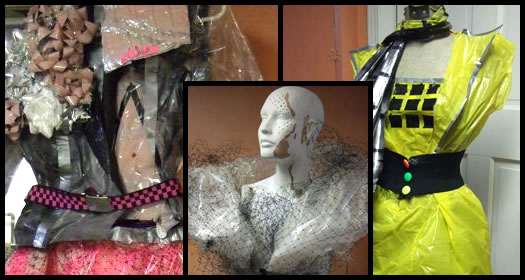 trashion collection by MT Maiello