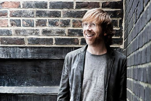 trey anastasio against wall