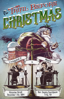 trial before christmas 2014 poster