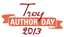 troy author day 2013 logo