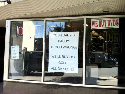 troy pawn shop baby daddy