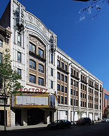 troy proctor's theater exterior