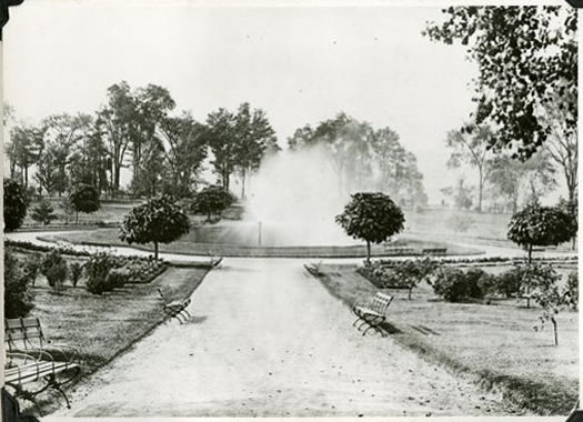 troy prosepct park c 1910