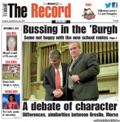 troy record front page 2012-09-05