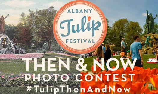 tulip fest then and now contest