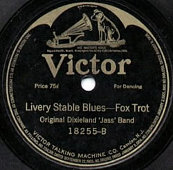 victrola record