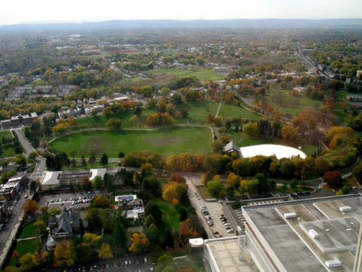 view Corning Tower south 2014-10-28