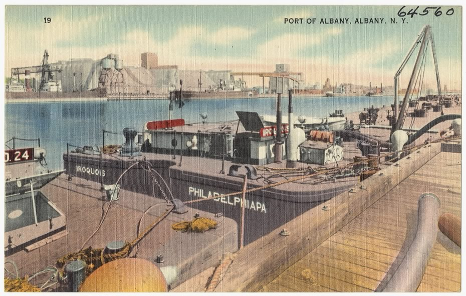 vintage_Albany_postcards_Port_of_Albany.jpg