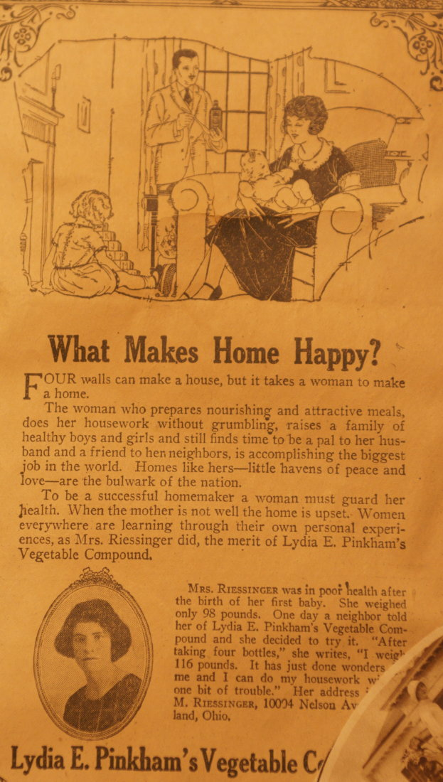 More Promises From Advertisements Past All Over Albany