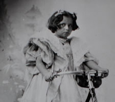 virginia o'hanlon as a child