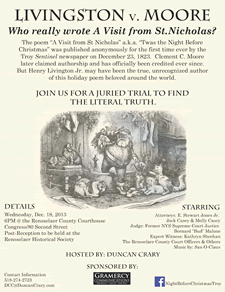 visit from st nick trial flyer