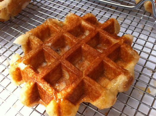Pikas Liege waffle