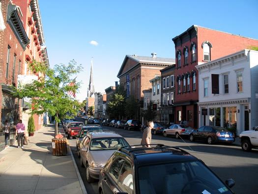 warren street hudson