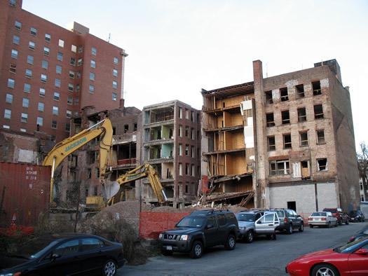 wellington demolish2
