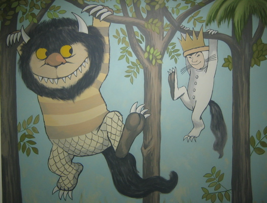where the wild things are mural kevin clark.jpg