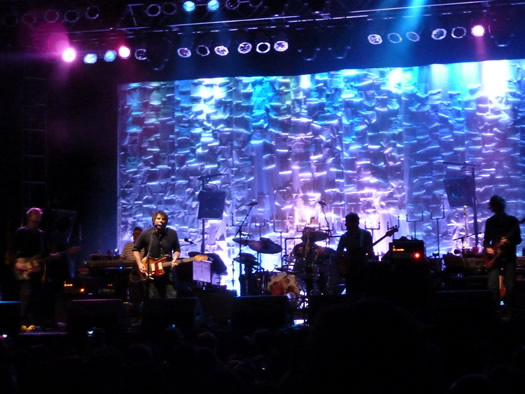 wilco at solid sound 2010