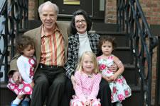 william kennedy dana kennedy and grandkids