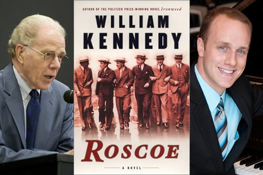 william kennedy evan mack roscoe cover